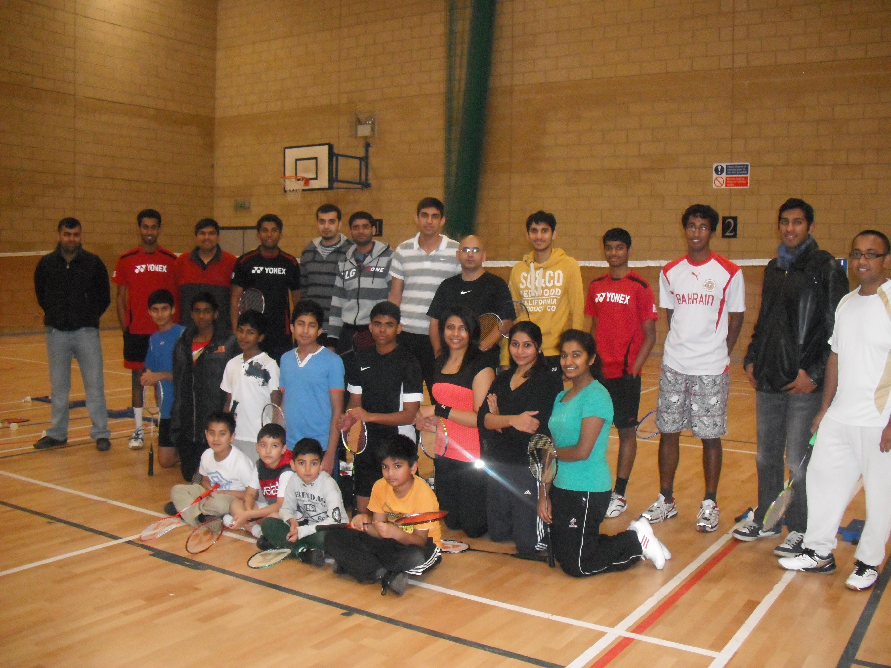 United Shuttlers Badminton Academy KreedOn Badminton Academy