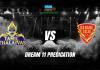 Dream11 TAM vs DEL Pro Kabaddi League 2019