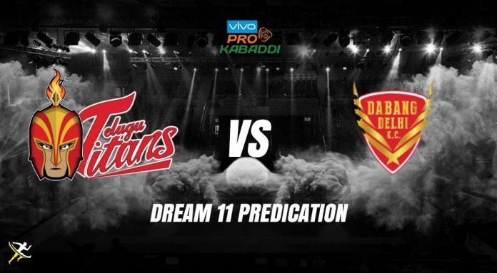 Dream11 HYD vs DEL Pro Kabaddi League 2019