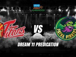 Dream11 HYD vs PAT Pro Kabaddi League 2019 KreedOn
