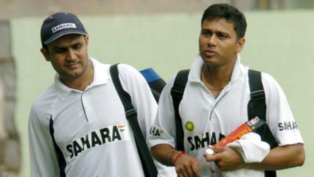 Virender Sehwag and Aakash KreedOn