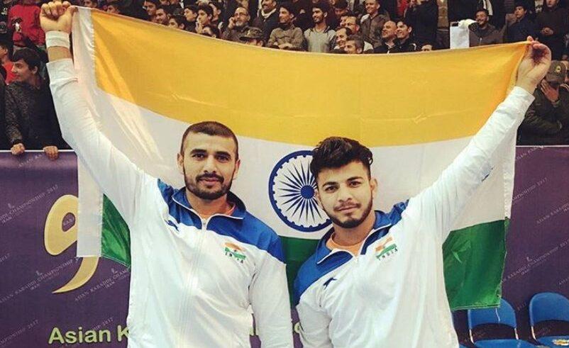 VIshal Bhardwaj and Ajay Thakur Kreedon