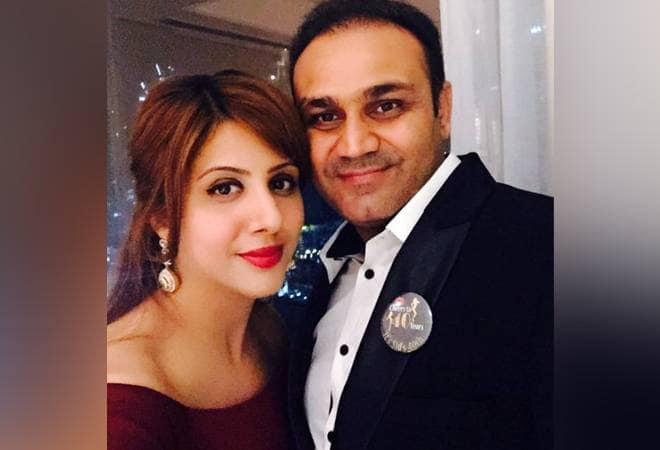 Virendra Sehwag Wife KreedOn