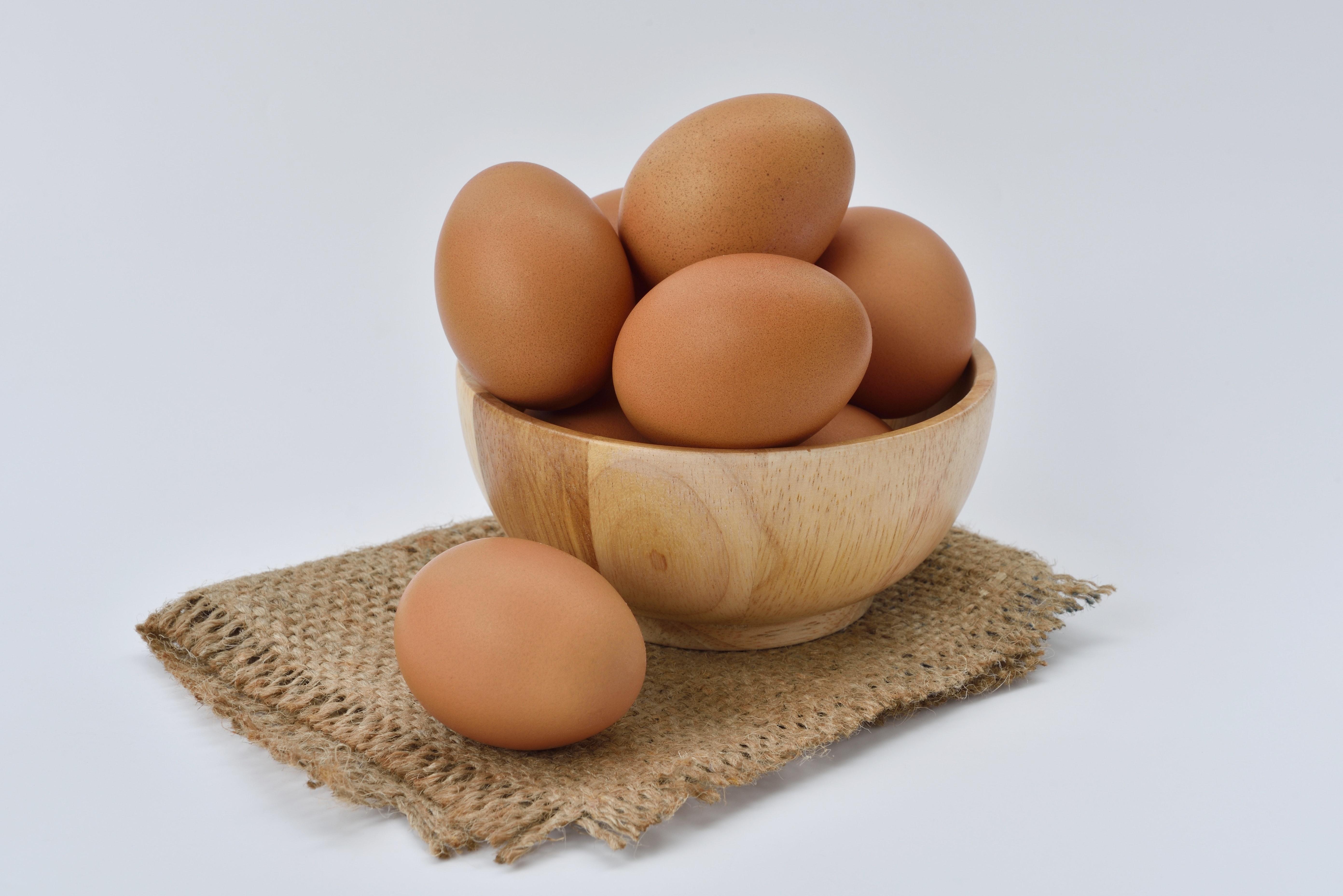 Eggs KreedOn Healthy Foods to gain weight