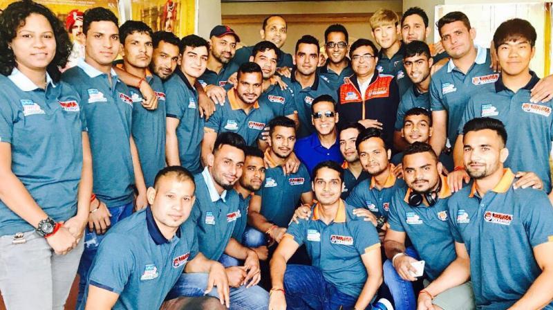 Pro Kabaddi Owners & Coaches