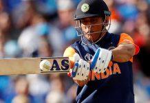 India vs England Dhoni KreedON
