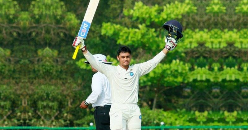 In his 257, Ishan smashed 14 sixes which is the most in a Ranji Trophy innings (credits: Kerala Cricket Association)