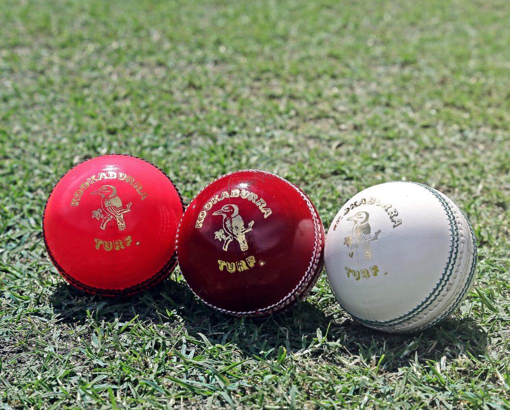 Kookaburra cricket balls
