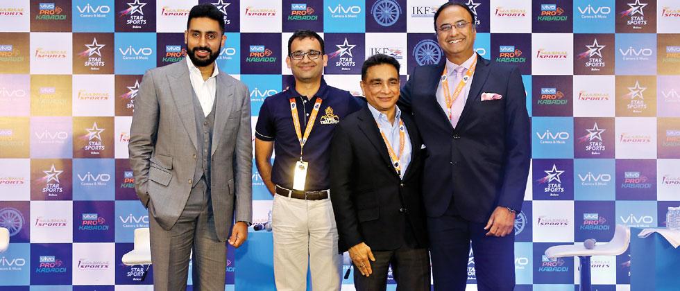 Pro Kabaddi League 2019 history KreedOn