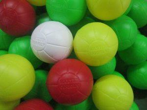 Plastic cricket balls kreedon