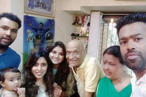 rohit sharma family, KreedOn