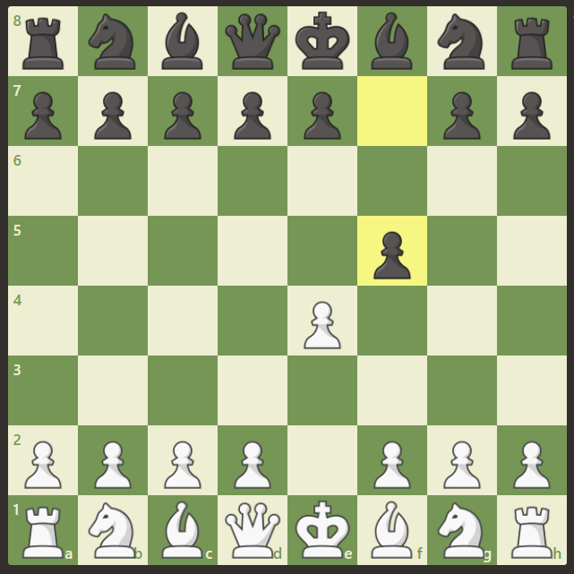 How to win at Chess in 3 moves
