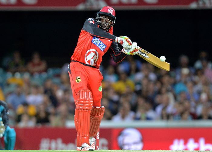 Chris Gayle fastest 50 kreedon
