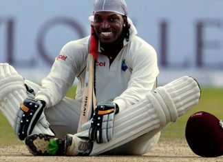 Chris Gayle KreedOn