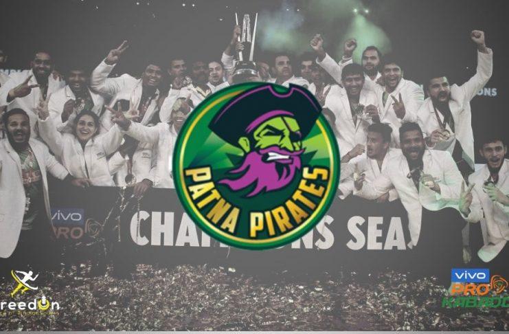 Famous PKL team KreedOn
