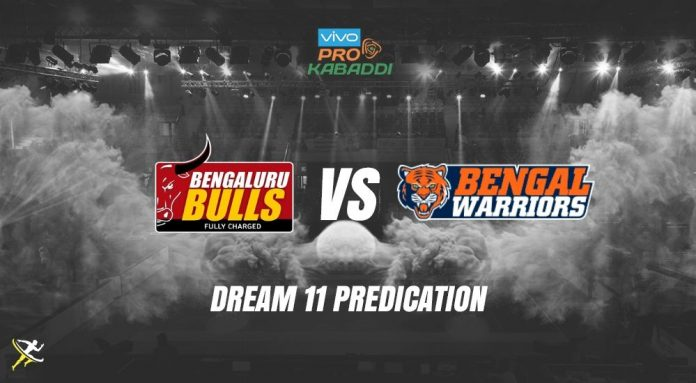 Dream11 BEN vs BLR Pro Kabaddi League 2019