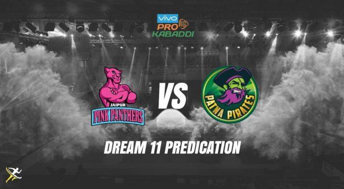 Dream11 JAI vs PAT Pro Kabaddi League 2019