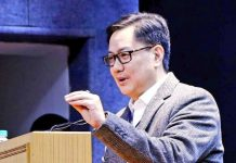 Kiren Rijiju KreedOn Indian sports minister