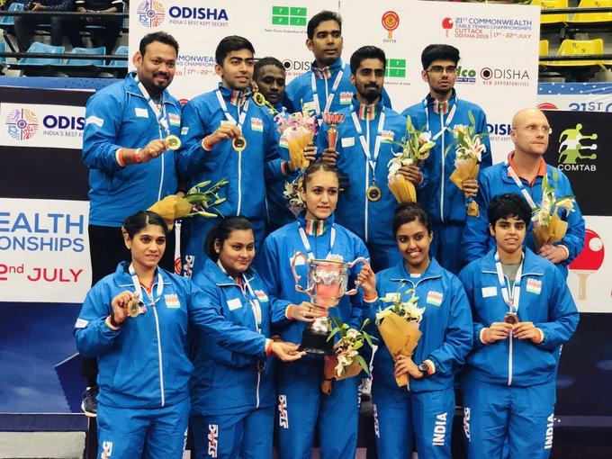 Indian Table Tennis KreedOn