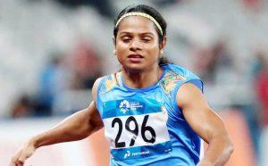 Indian women in Olympics Dutee Chand KreedOn