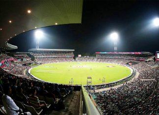 Eden Gardens Stadium KreedOn