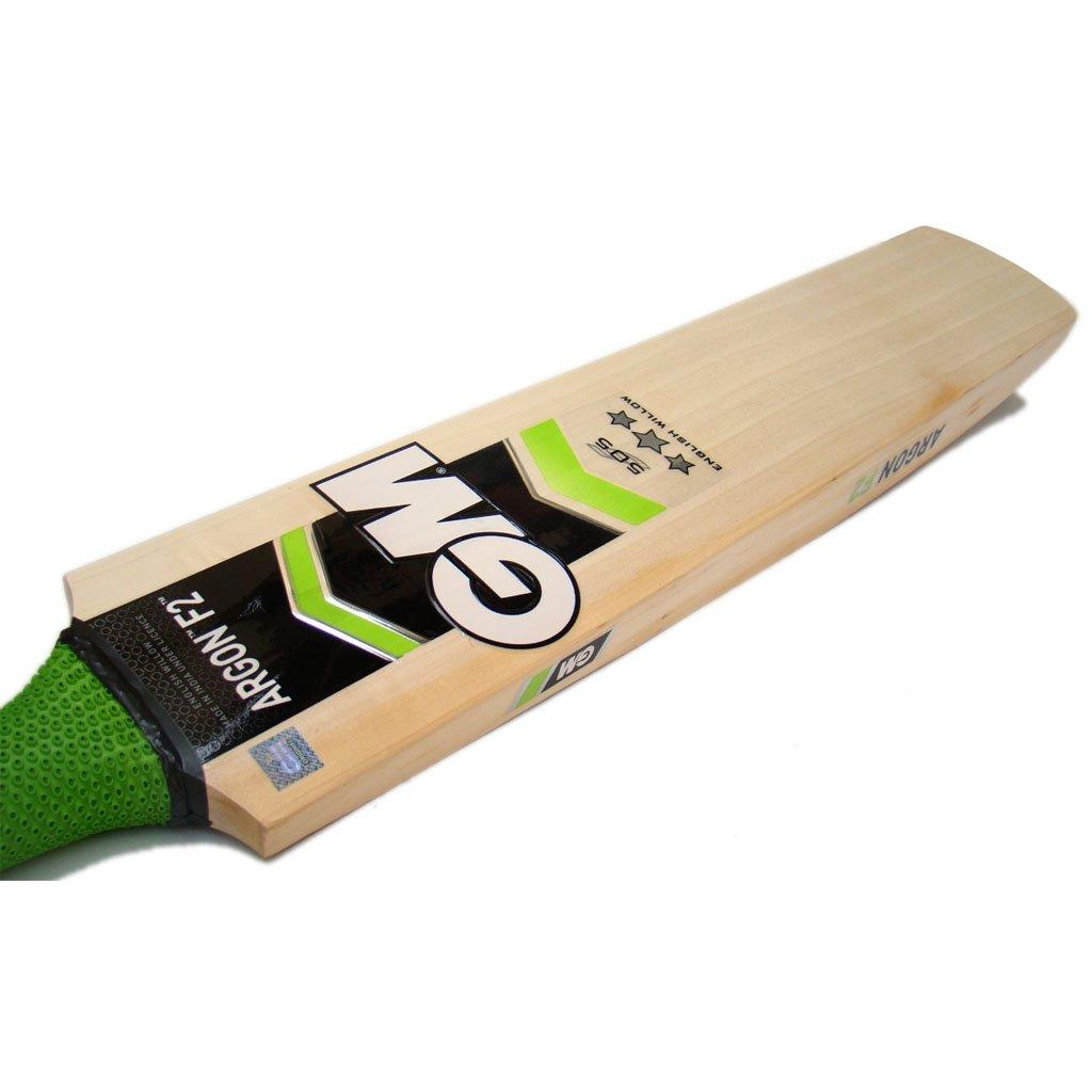 GM Argon Cricket Bat Kreedon