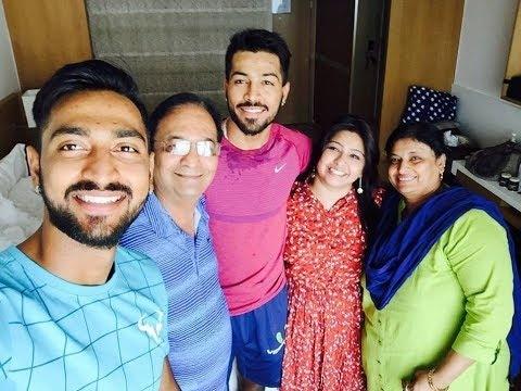Hardik Pandya family kreedon