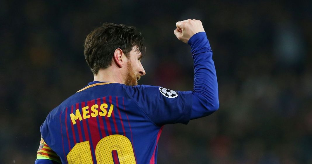 Lionel Messi KreedOn