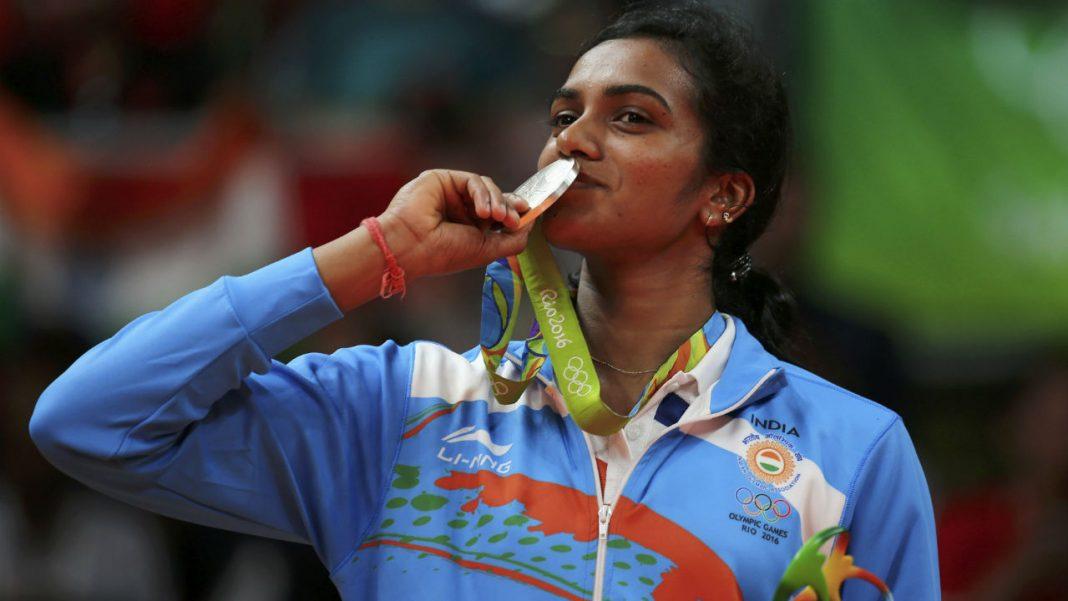 PV Sindhu Olympics - KreedOn
