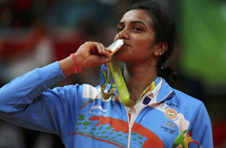 India Olympics PV Sindhu Olympics - KreedOn