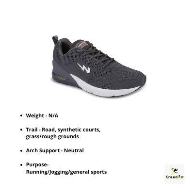Campus sports shoes kreedon