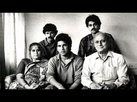 Sachin Family kreedon