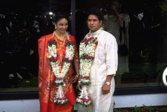 Sachin wife kreedon Sachin Tendulkar Family