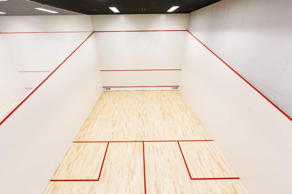 Squash court Kreedon