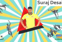 Suraj Desai KreedOn