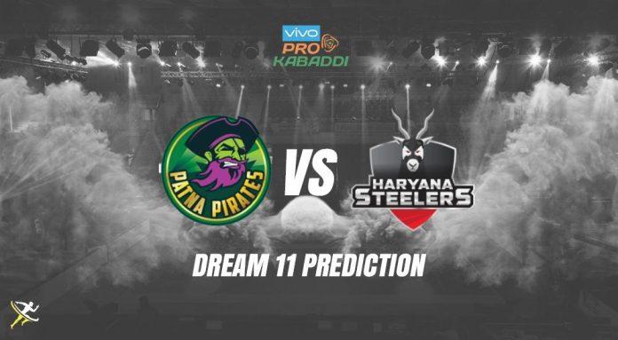 Dream11 PAT vs HAR Pro Kabaddi League 2019