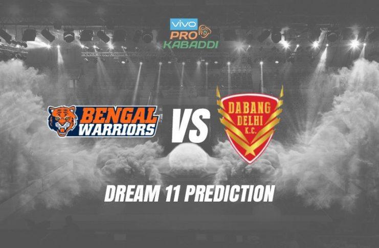 Dream11 BEN vs DEL Final