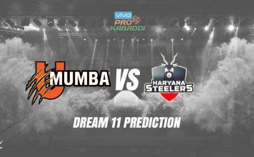 Dream11 MUM vs HAR Pro Kabaddi League 2019