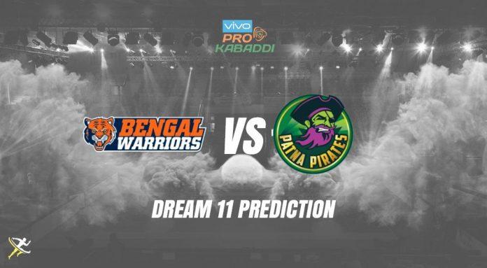 Dream11 BEN vs PAT Pro Kabaddi League 2019
