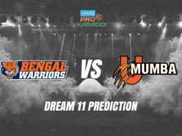 Dream11 BEN vs MUM Semifinal 2