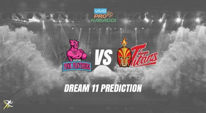 Dream11 JAI vs HYD Pro Kabaddi League 2019