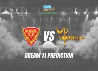 Dream11 Tips and Tricks for PKL Match: Dabang Delhi vs UP Yoddhas