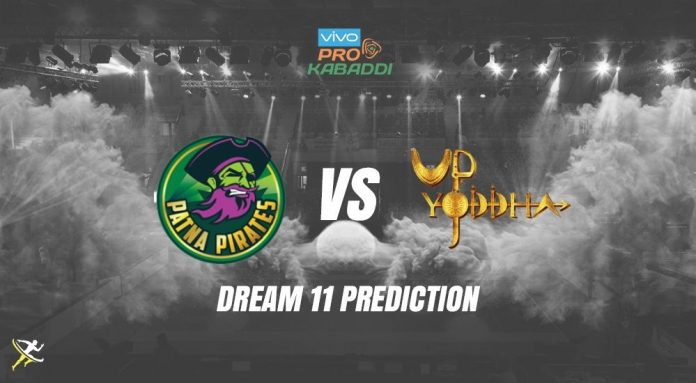 Dream11 PAT vs UP Pro Kabaddi League 2019