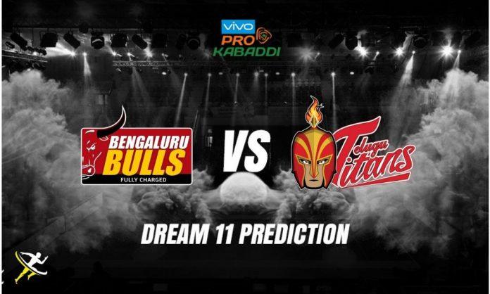 Dream11 BLR vs HYD Pro Kabaddi League 2019