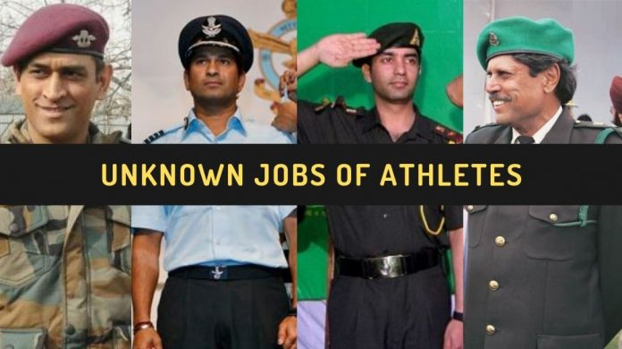 Indian Athletes Jobs Army Police KreedOn