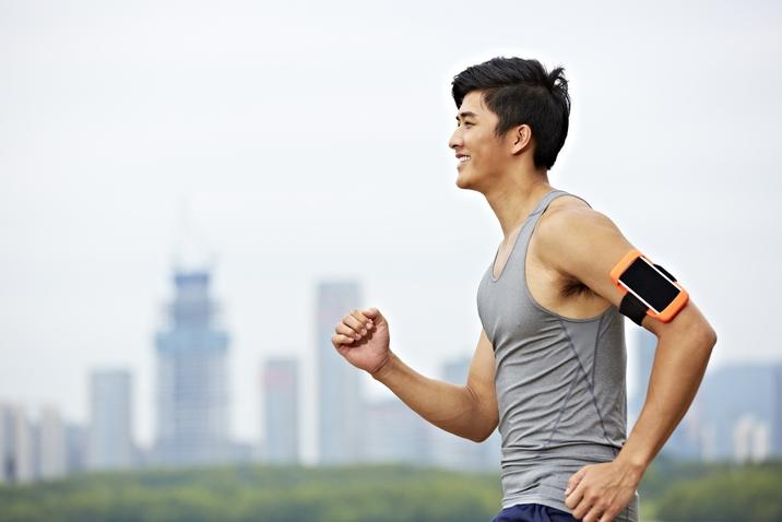 better posture running kreedon