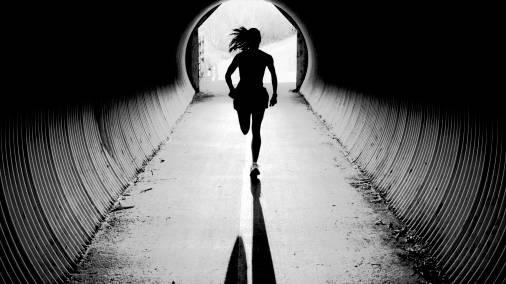 fight depression running kreedon