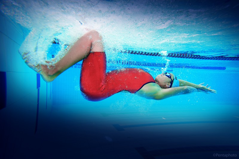 flip turn kreedon backstroke swimming