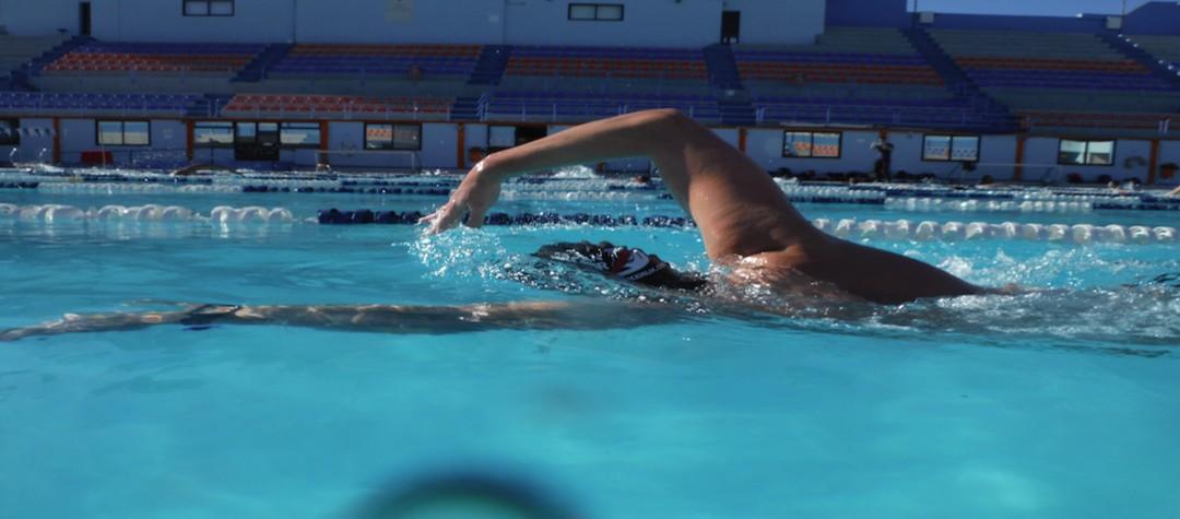glide kreedon Freestyle Swimming