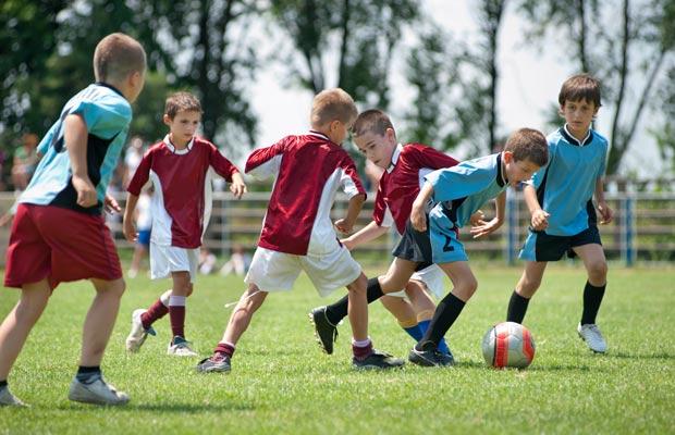 healthy children sports kreedon